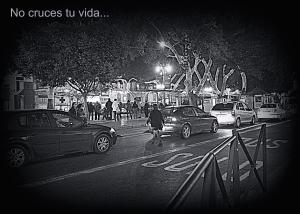 NO CRUCES TU VIDA Alejandro Asensi Martínez