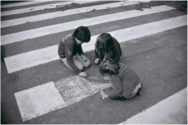 Dibujando Caminos IGNACIO PÉREZ PRIMER PREMIO Creación Artística