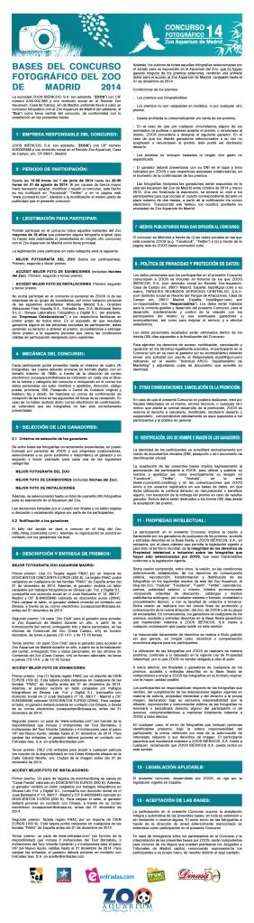 BASES CONCURSO 2014 CAMBIOS